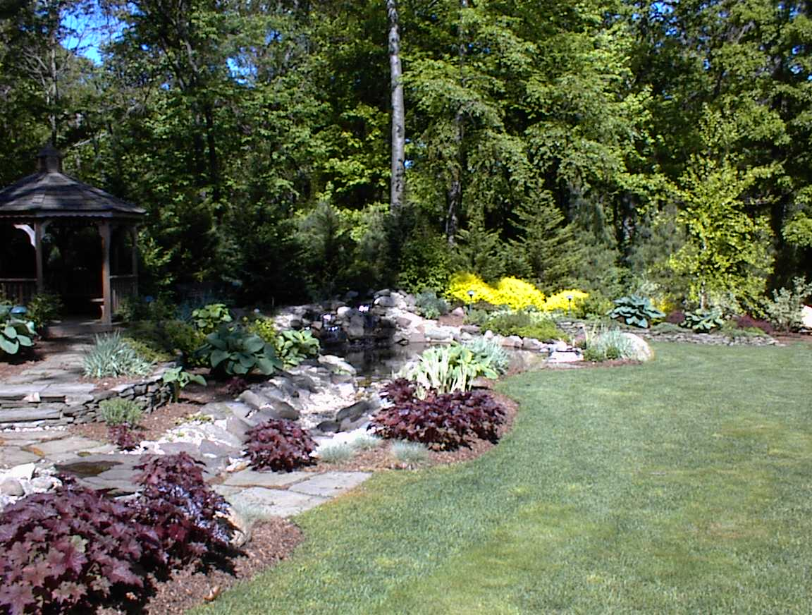 Landscape design gardening miller landscape designs for Landscape design inc
